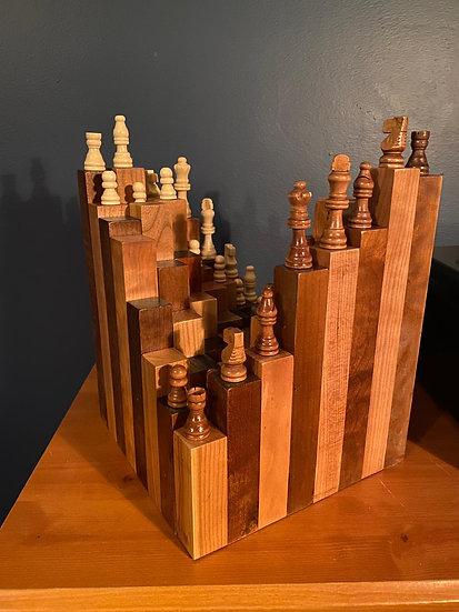 Multilevel Chess Board