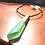 Thumbnail: Long Green Shard Pendant