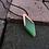 Thumbnail: Green Phoenix Wood Pendant
