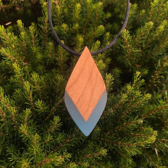 Blue Leaf CherryWood