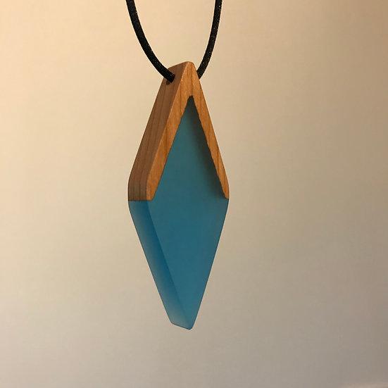 Phoenix Blue Necklace