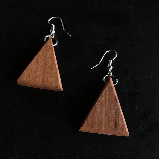 Triangle Earring Set