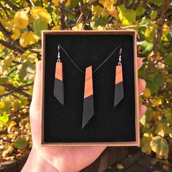 Black Matching Gift Set 🎁🖤