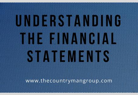 Understanding the Financial Statements