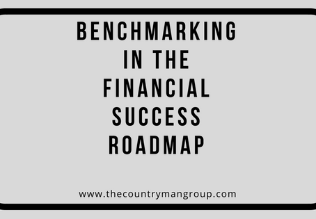 Benchmarking in the Financial Success Roadmap