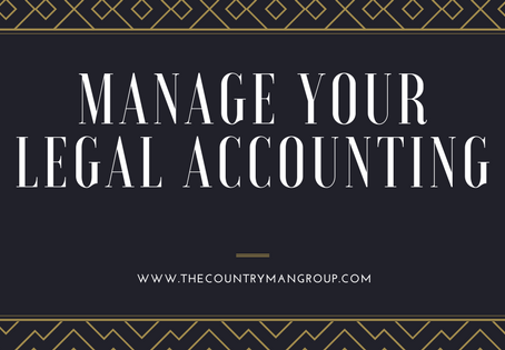 Manage Your Legal Accounting