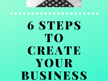 6 Steps to Creating a Business Budget