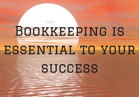 Bookkeeping is Essential