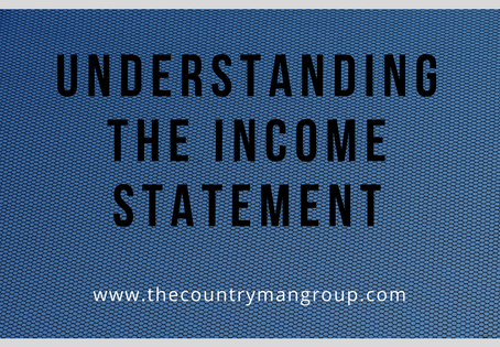 Understanding the Income Statement