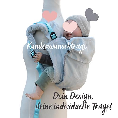 """Schultertraum Onbu """"Wunschdesign mit deinem Tragetuch"""""""