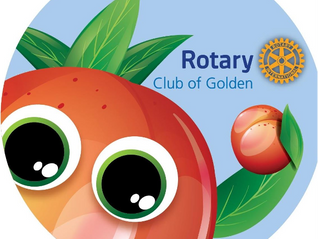 It's Golden Rotary Palisade Peach Time