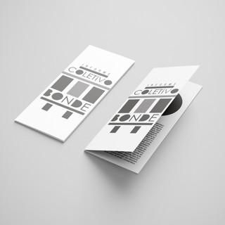 Bonde - folder