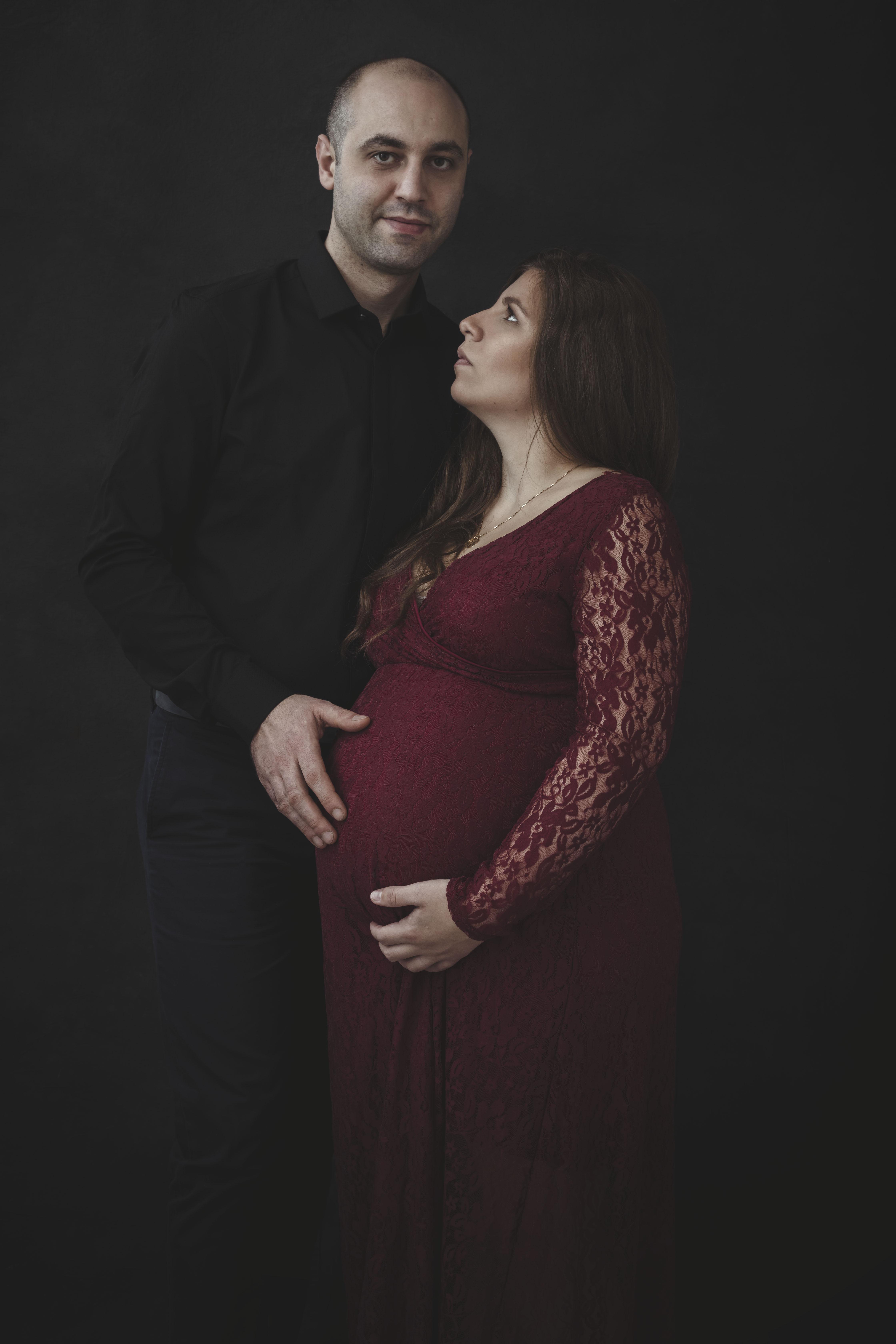 edinburgh pregnancy photoshoot