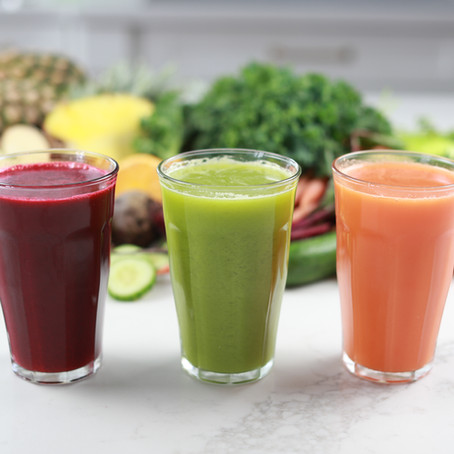 Juicing with Clean Eats & Treats