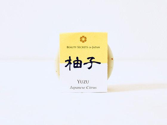 Organic Handmade Soap: Yuzu - Savon bio fait main