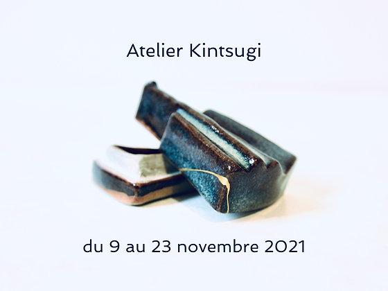 Kintsugi Workshop - Atelier kintsugi