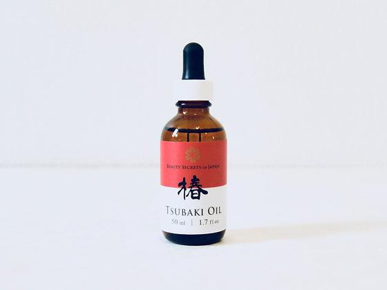 Organic Tsubaki Oil 50ml - Huile de camélia