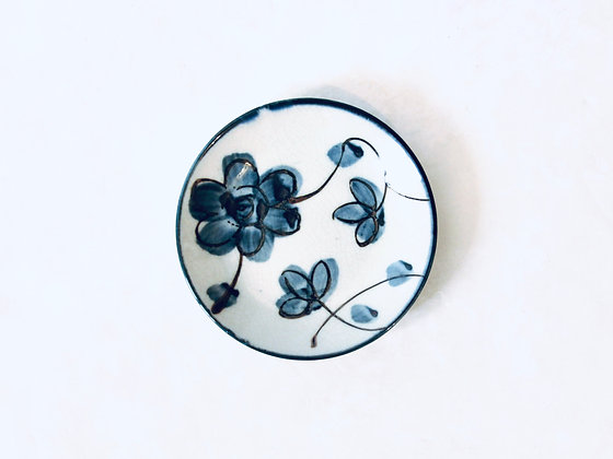 Small Vintage Plate - Coupelle