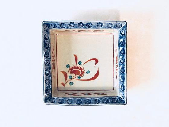 Vintage Bowl Plate - Assiette bol