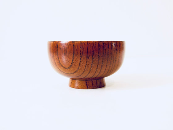Vintage Lacquer Bowl - Bol laqué