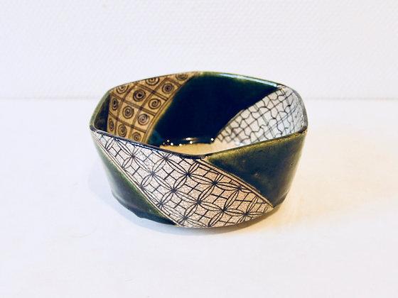 Large Vintage Bowl - Saladier