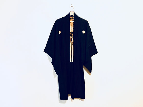 Vintage Men's Haori - Haori pour homme