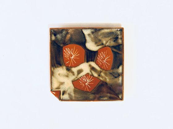 Small Vintage Plate - Petite assiette