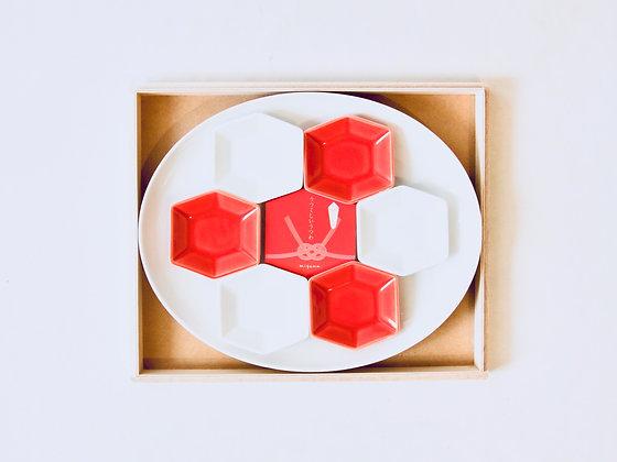 Plate Set - Ensemble d'assiettes