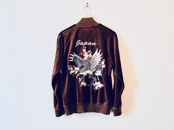 Vintage Suka Jersey Jacket