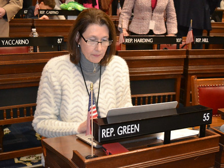 Robin Green Receives Republican Nomination to Represent 55th District