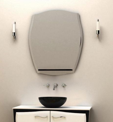 Campi Eleonora espejo 72 cm x 89 cm con estante