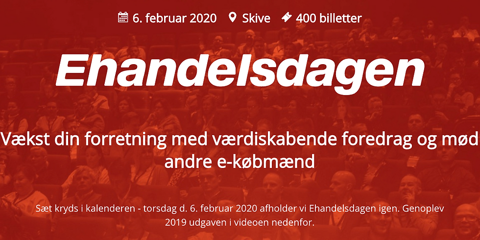 DENMARK: Ehandelsdagen