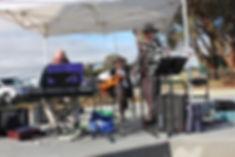 Music at Murrumbateman Market