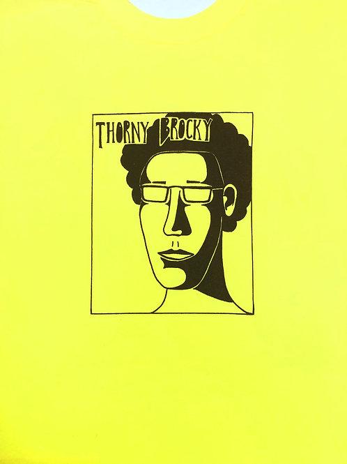 Thorny Brocky T shirt
