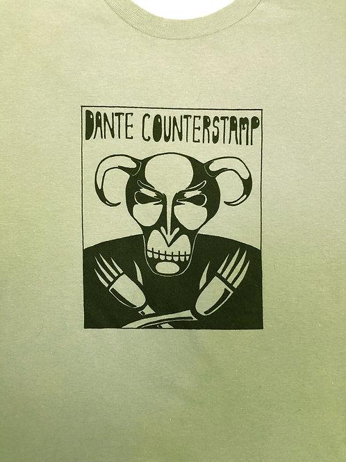 Dante Counterstamp Tshirt