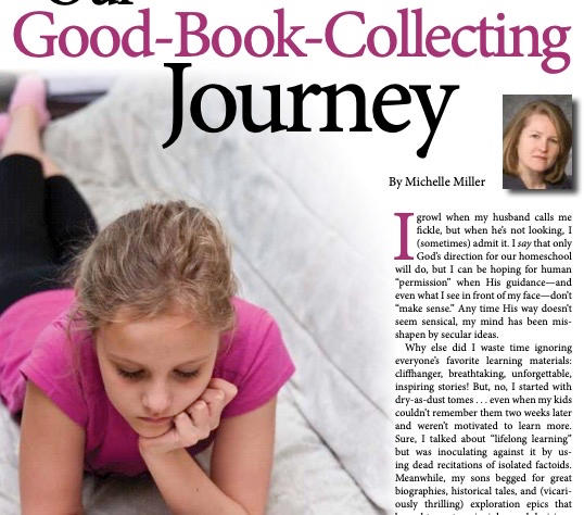Our Good-Book-Collecting Journey