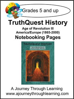 AJTL Notebook for TQH: Age of Revolution III (PDF)