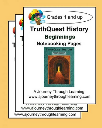Beginnings PDF Bundle