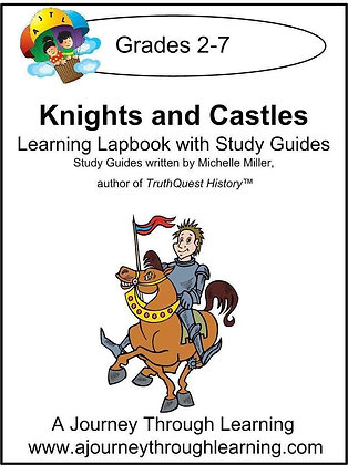 Knights Lapbook and Study Guide (PDF)