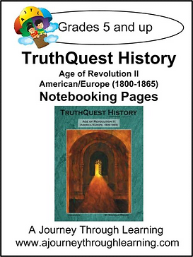 AJTL Notebook for TQH: Age of Revolution II (PDF)