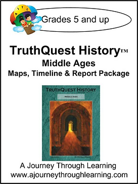 AJTL Map/Timeline/Report Package for TQH: Middle Ages (PDF)