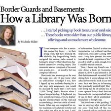 Border Guards and Basements