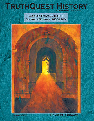 Age of Revolution I (US/Europe, 1600-1800)