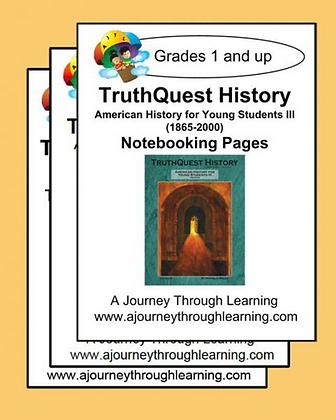 American History III PDF Bundle