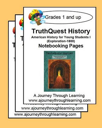 American History I PDF Bundle