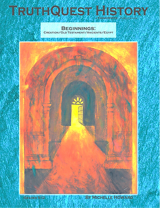 Beginnings PDF (Creation/Old Testament/Ancients/Egypt)