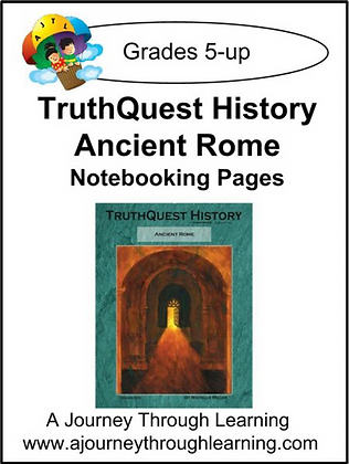 AJTL Notebook for TQH: Ancient Rome