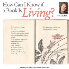 How Can I Know if a Book is Living