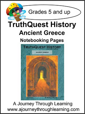 AJTL Notebook for TQH: Ancient Greece (PDF)