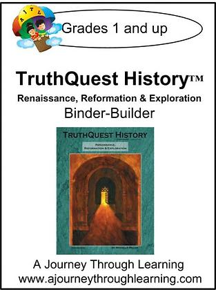 AJTL Binder-Builder for TQH: Renaissance/Reformation (PDF)